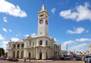 Charters Towers, Gill Street, Post Office ; Landkarte von Charters Towers und Umgebung